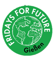 Fridays for Future Gießen Logo