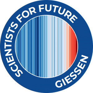Scientists for Future Logo