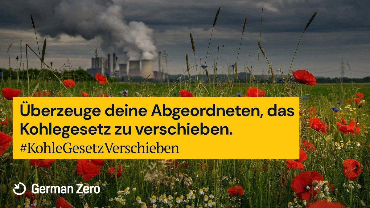 German Zero Kohleausstieg