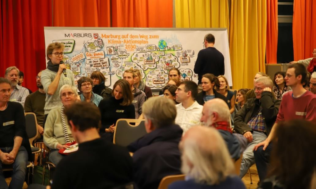 Klima-Aktionsplan Marburg Auftaktveranstaltung